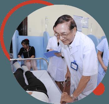 dịch vụ chăm sóc ân cần chu đáo